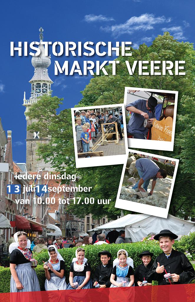 Historische-markt-Veere2019